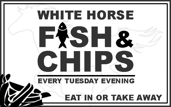 FISH N CHIP NIGHT with logo